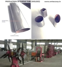 Sleeve Tube Production Machinery