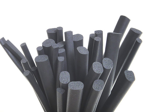 Sponge Rubber Gaskets Hardness: 45 To 65