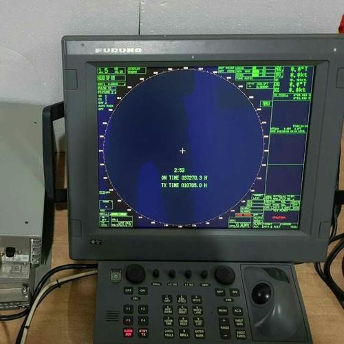Used Marine Navigation Radar - AL HAYAAT MARINE, Office No  13, Al