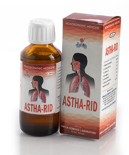 Astha Rid Cough Syrup