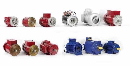Customized Industrial Motors
