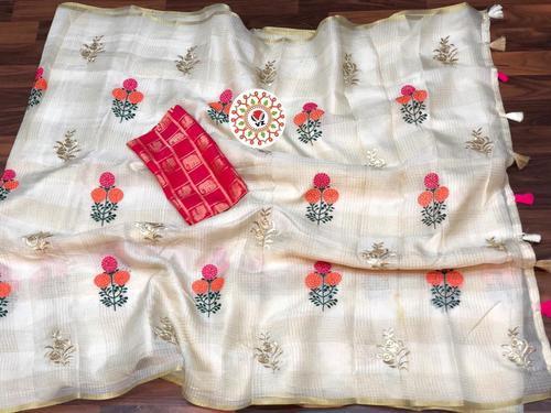 Soft Kotta Cotton Saree
