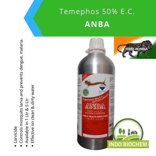 Temephos 50 Ec Insecticide Cas No: 3383-96-8