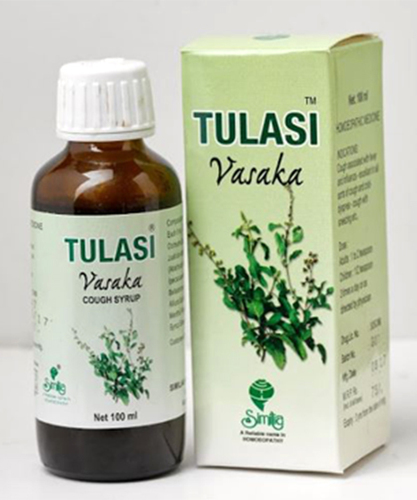 Tulasi Vasaka Cough Syrup