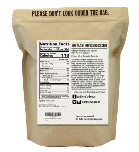 Food Grade Vital Wheat Gluten