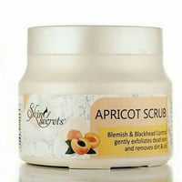 Gentle Exfoliating Apricot Scrubs