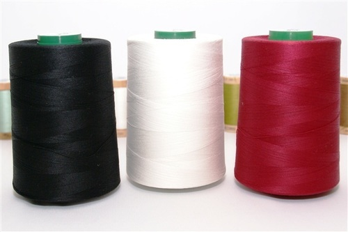 Multi Color Polyester Thread