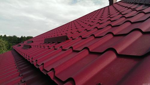 Prepainted Galvalume Steel Roofing Panels