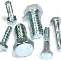 Threaded and Semi Threaded Bolts
