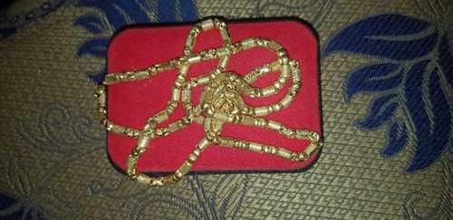 Elegant Look Gold Chain (24 Karat)