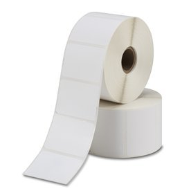 Plain Barcode Labels Roll