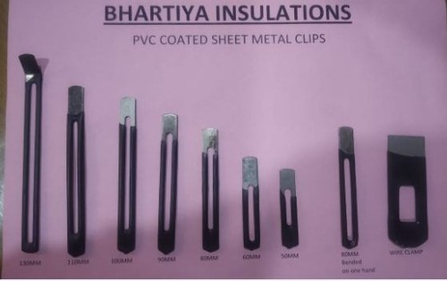 Pvc Coated Steel Wire Harness Clips - Bhartiya Insulations, Plot No on