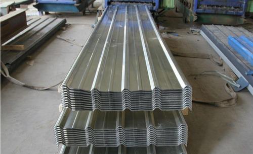 Zinc Coated Steel Roof