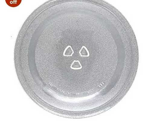 Glass Trays For Microwave Oven