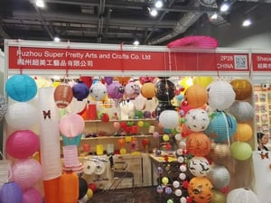 Paper Lantern For Party Decoration