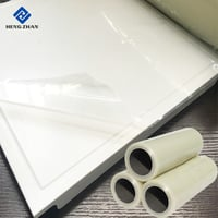 B-W PE Protective Film For Metal Surface Aluminum Ceiling