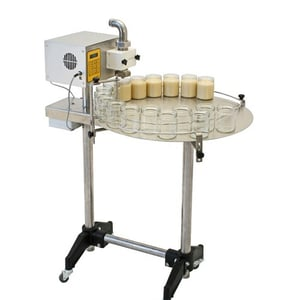Automatic Honey Bottling Line 400 cans/500 g per hour