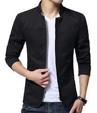 Full Sleeves Cotton Jacket For Mens