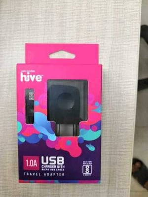 Hive 1Amp Mobile USB Charger