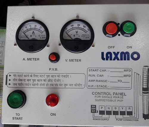 Manual Single Phase Motor Starter in Surat, Gujarat - Laxmo