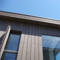 Wood Plastic Composite Wall Panel WPC Exterior Wall Cladding