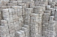 Grey Cement Bricks for Construction Industry