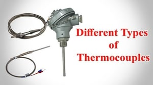 Industrial Head Type Thermocouple