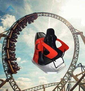 One Person VR Roller Coaster