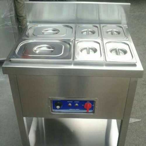 Six Container Electric Bain Marie