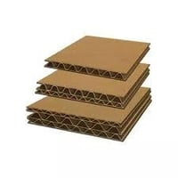 Corrugated Box Two Ply Boards