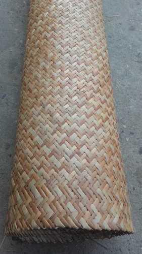 Brown Natural Floor Bamboo Mats