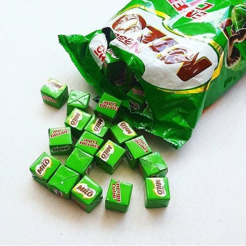 Nestle Milo Chocolate Cubes