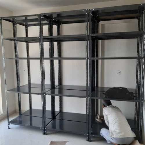 Rust Proof Slotted Angle Shelving System