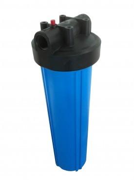 Blue Cartridge Filter Housing