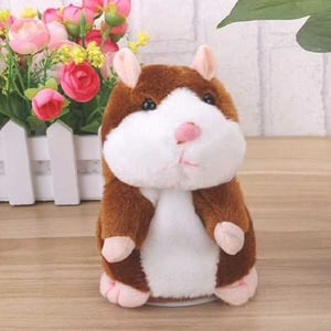 Funny Talking Recordable Mimicry Hamester Toy