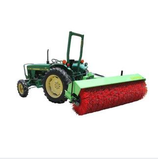 Hydraulic Type Road Sweeper
