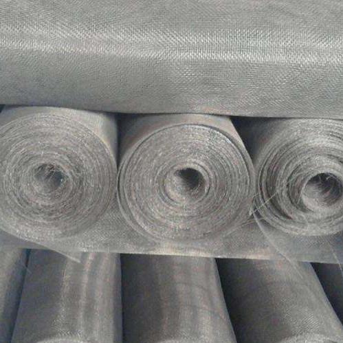 Industrial Grade Galvanized Wire Mesh