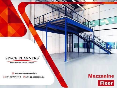 Mezzanine Floor For Storage