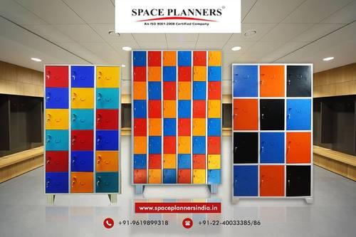 Multicolored Lockers