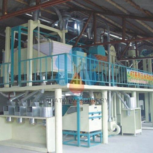 Corn In-depth Processing Plant