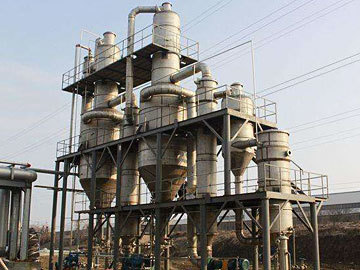 Desulfurization Wastewater Treatment Plant
