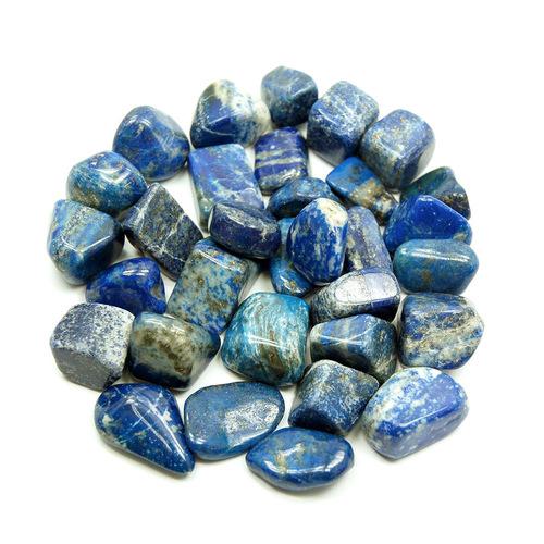 Natural Lapis-Lazuli Tumble Stone For Vastu Correction