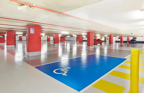 As Required. Car Parking Floor Coating