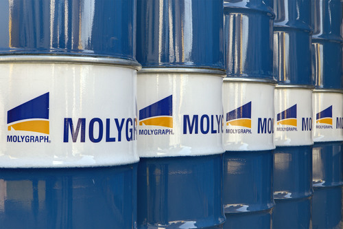Centralized Lubrication Fluid Grease (Molygraph Mpg Eplf)