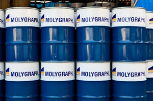 Molygraph Punch 4300 S Fast Evaporative Oil
