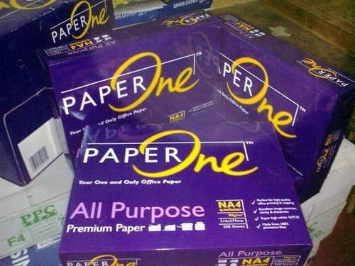 Paper One A4 Copy Paper 80GSM, 75GSM, 70GSM