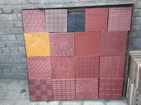 Top Quality Checkered Tile