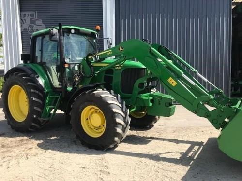 John Deere For Sale >> 2012 John Deere 6630 For Sale In Fielding Farm Tractor
