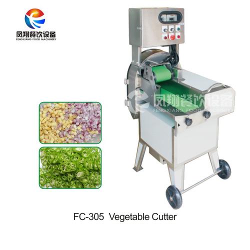 FC-305 Banana Chip Cutting Machine