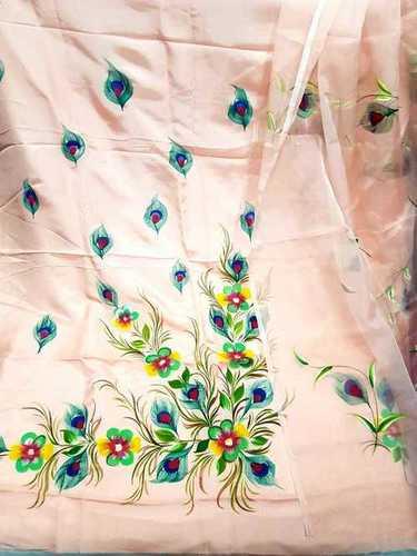 649ae0a2f9 Hand Painted Ladies Suit In Delhi, Delhi - Dealers & Traders